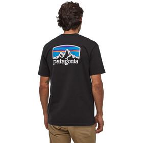Patagonia Fitz Roy Horizons Responsibili-Tee Herren black